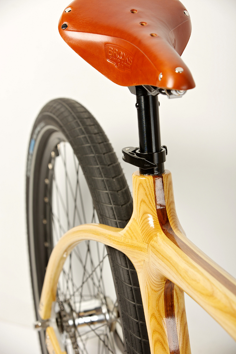 Cruiser Connor Wood Bicycles Wood Bikes From Denver