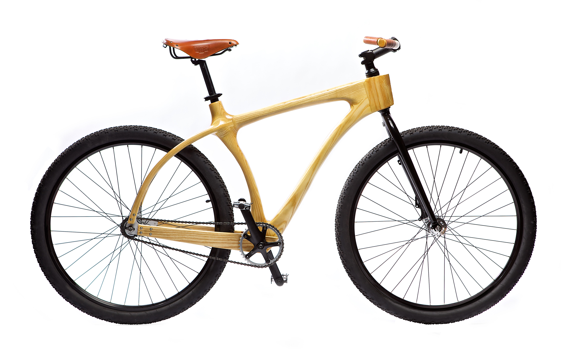 Woody Cruiser | Connor Wood Bicycles -- Wood bikes from Denver ...