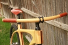 wood scorcher handlebars