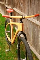 connor wood bicycle
