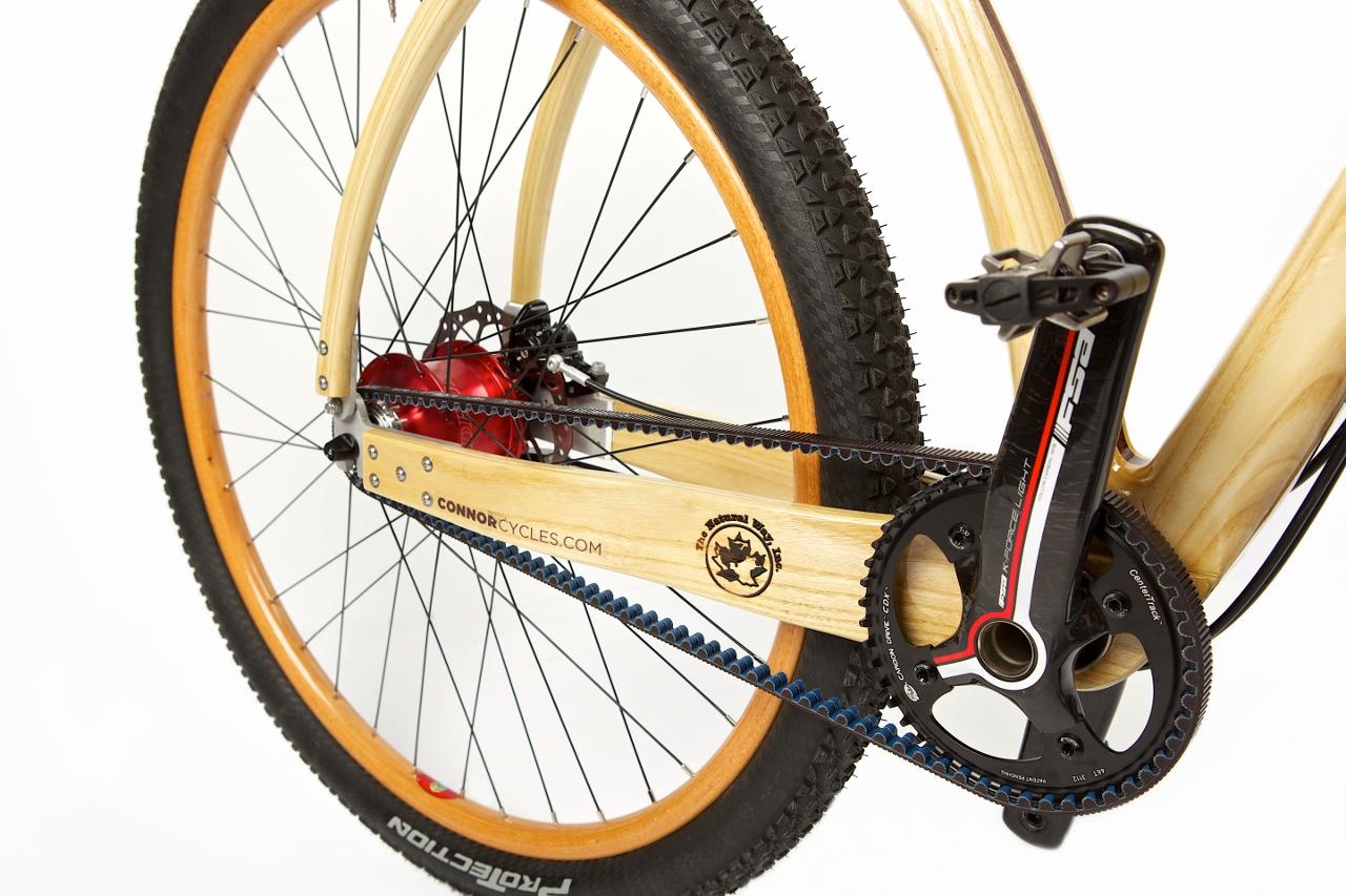 Durt Mountain Bike Connor Wood Bicycles Wood Bikes