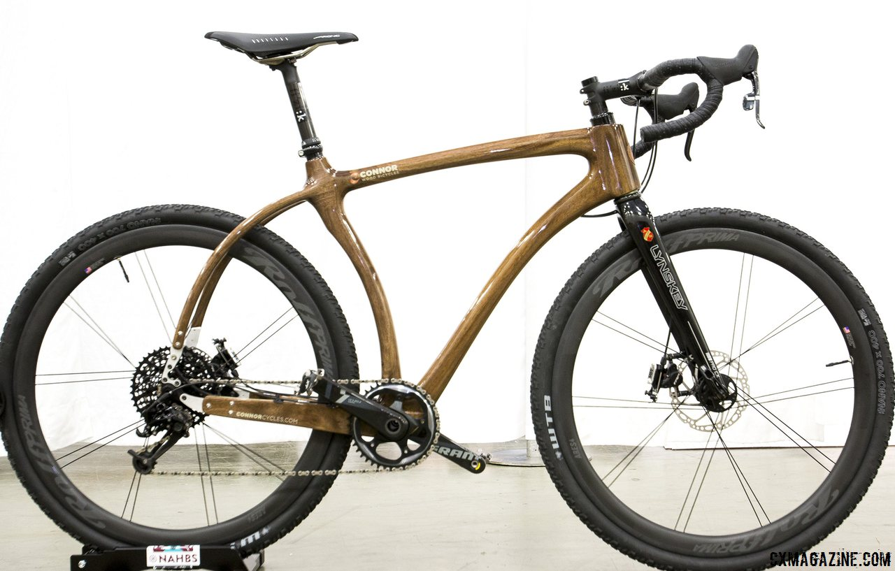 Cx Gravel Bike Connor Wood Bicycles Wood Bikes From