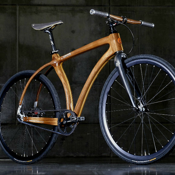 Cross Cruiser Connor Wood Bicycles Wood Bikes From